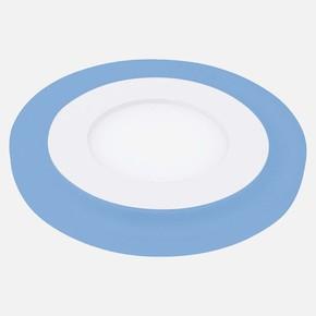 20W+6W Sıvaaltı Led Panel Mavi-Beyaz Işık