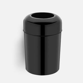 Çöp Kovası Pota Kapak Siyah
