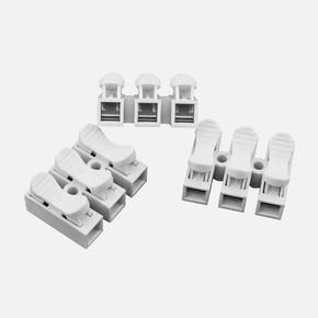 Yaylı Basmalı Klemens 3x0.50-2,5 mm 3 Adet