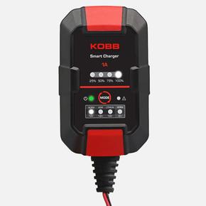 KBS1000 6V/12V 30Ah Akıllı Akü Şarj ve Akü Bakım Cihazı