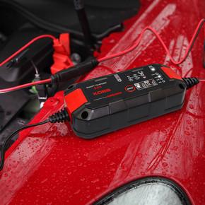 KBS3500 6V/12V 60Ah Akıllı Akü Şarj ve Akü Bakım Cihazı