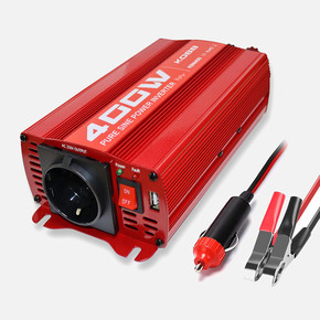 KBN400 12V/220V 400Watt Tam Sinüs Dönüştürücü İnvertör