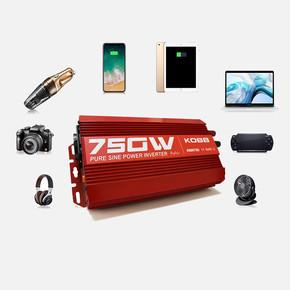 KBN750 12V/220V 750Watt Tam Sinüs Dönüştürücü İnvertör