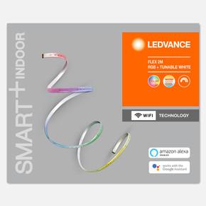 Smart Wifi Flex 2 metre Rgb Led Ayarlanabilir Beyaz
