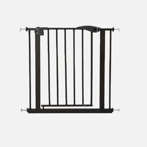 Çocuk Güvenlik Kapısı Siyah Metal PP MB02
