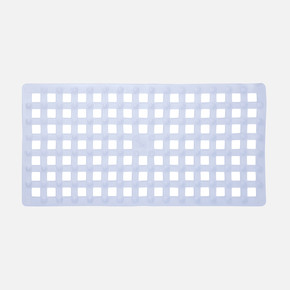 Küvet İçi Paspas Transparent 37x72cm