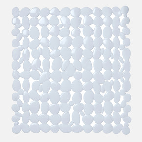 Küvet İçi Paspas Beyaz 54x55cm