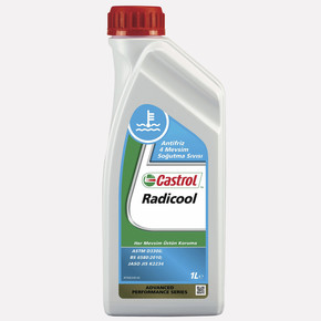 Castrol Radicool 4 Mevsim Antifrizli 3 Lt. Cam Suyu