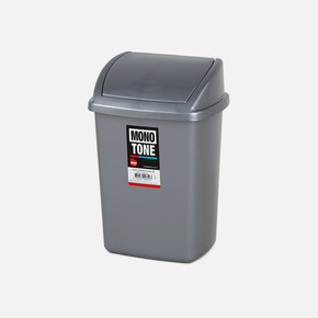 Click Çöp Kovası - Gümüş