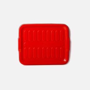 Portatif Kasa Kapağı - Kırmızı