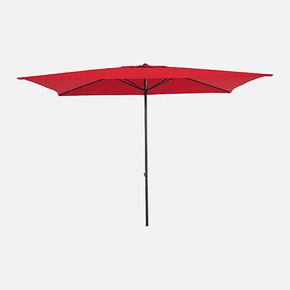 Sunfun Venetien II Şemsiye Kırmızı