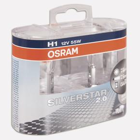 Osram Silverstar Oto Ampul