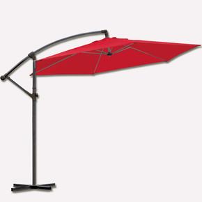 Sunfun Toscana Şemsiye Kırmızı