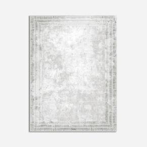Bodrum Grey Ebatlı Halı
