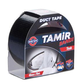 Siyah Duck Tape Tamir Bandı