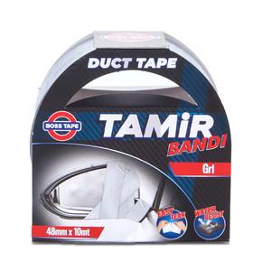 Gri Duck Tape Tamir Bandı