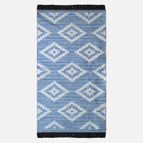 Mina Kilim 120x180 cm Mavi Motif