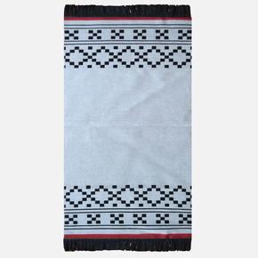 Mina Kilim 63x120 cm Siyah Bordür